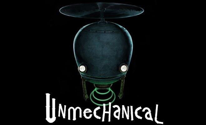 Скачать Unmechanical (2012/Repack) торрент - забавная логическая мини игра