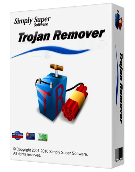Trojan Remover 6.9.1 + crack – поиск, удаление и защита от троянов (шпионских программ)