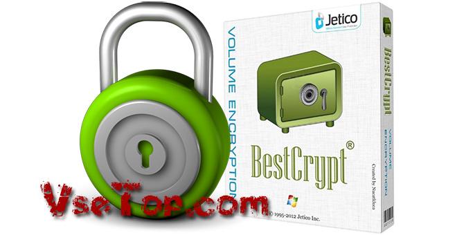 Jetico BestCrypt – программа для шифрования файлов