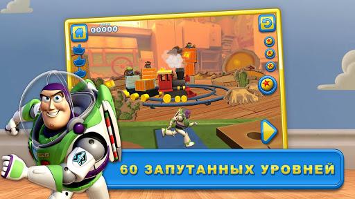 Игра История игрушек: Городки для Android