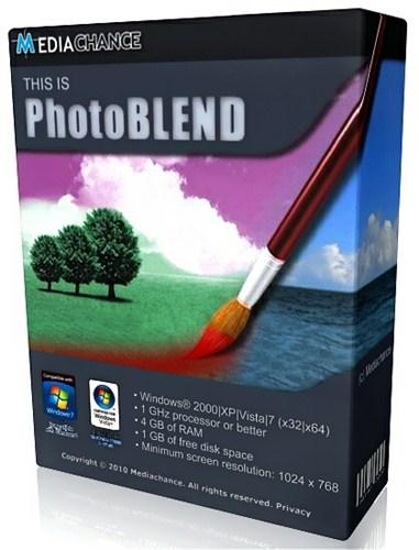 Photo Blend 3D – программа для соединения и смешивания фотографий