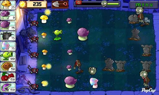 Игра Plants vs. Zombies на русском для Android