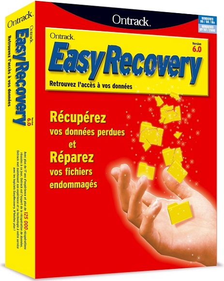 Ontrack EasyRecovery Enterprise 11 crack - программа для восстановления данных