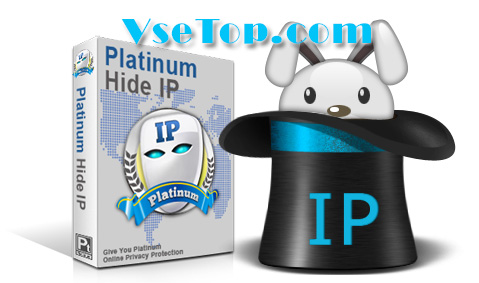 Platinum Hide IP crack - программа для смены IP адреса