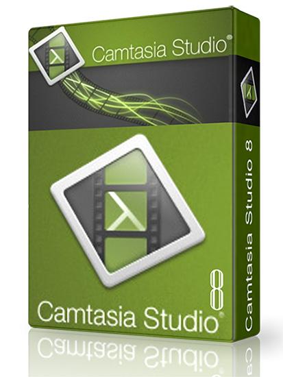 Camtasia Studio 8 на русском