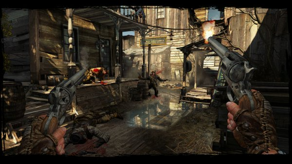 Call of Juarez Gunslinger v1.0.5 - торрент
