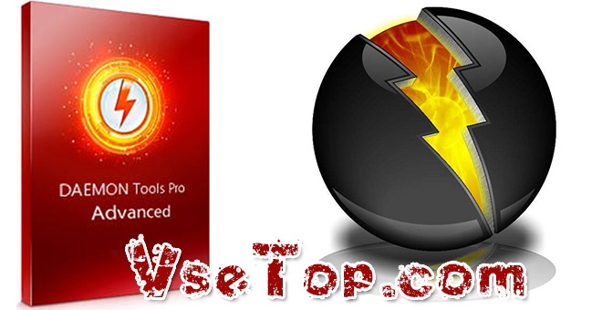 DAEMON Tools Pro 8 – crack встроен