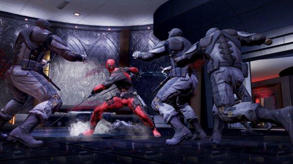 Игра Deadpool на PC - торрент