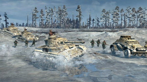 Company of Heroes 2: Master Collection v4.0.0.21699 – торрент