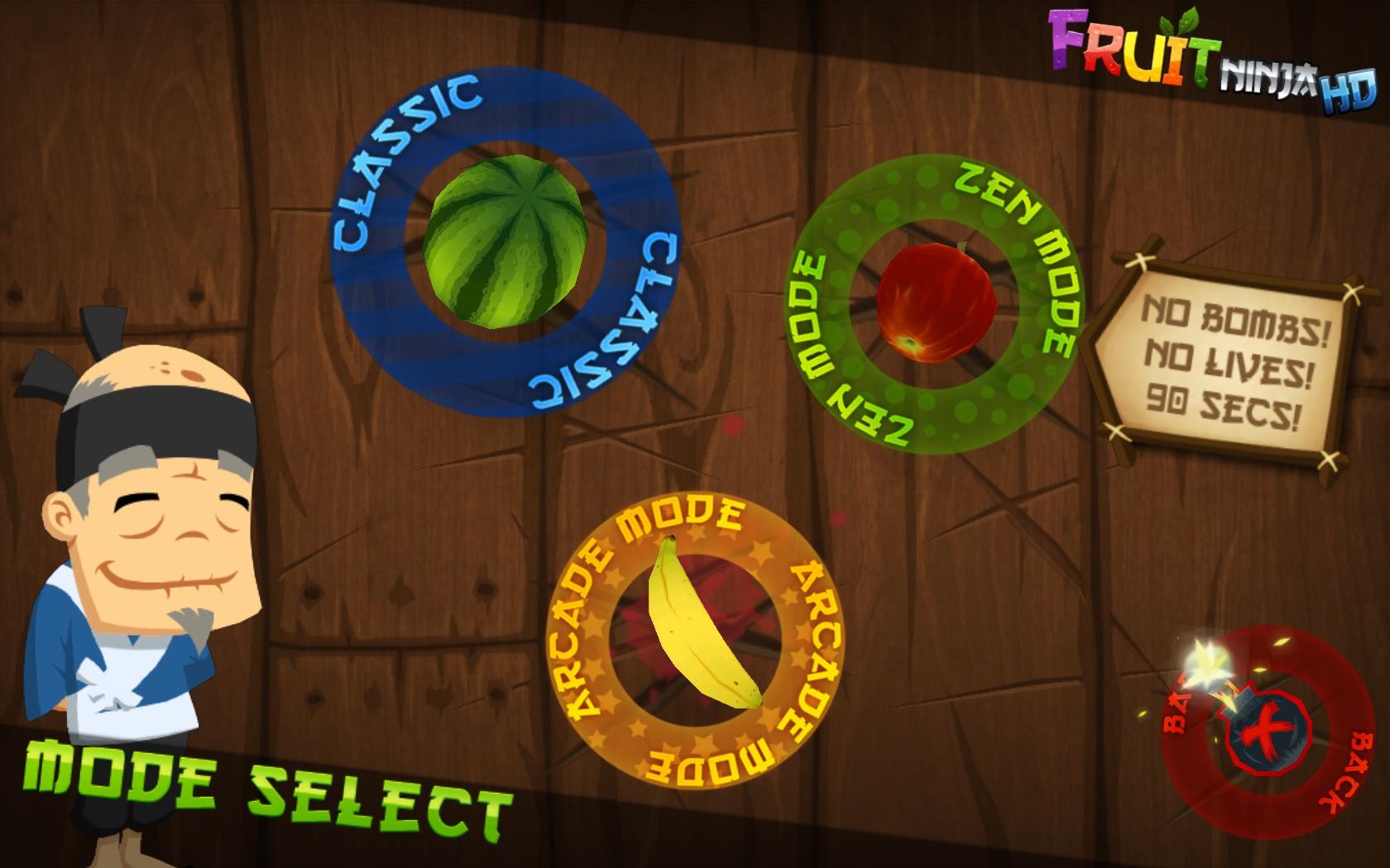 Скачать на компьютер игру резка фруктов