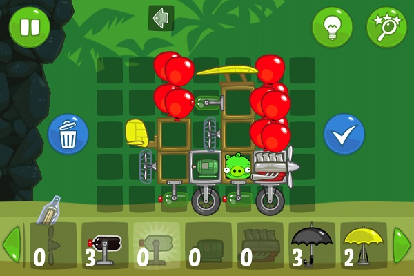 Скачать Bad Piggies в компьютер