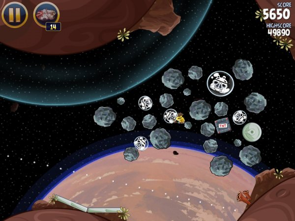 Скачать Angry Birds Star Wars PC - для компьютера