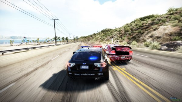 Need for Speed: Hot Pursuit - торрент
