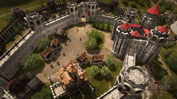 Игра: Citadels (2013) PC - торрен