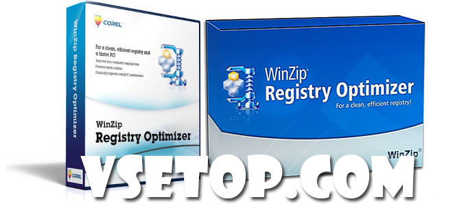 WinZip Registry Optimizer + crack