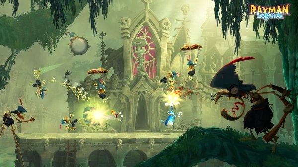 Rayman Legends для компьютера – торрент