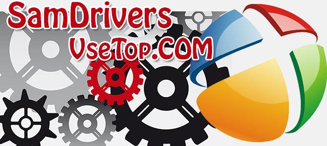 SamDrivers 17.4.12 / Сборник драйверов для Windows - торрент