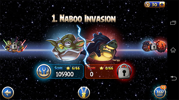 Angry Birds Star Wars 2 – для Android