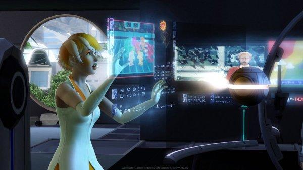 The Sims 3: Вперед в будущее – торрент