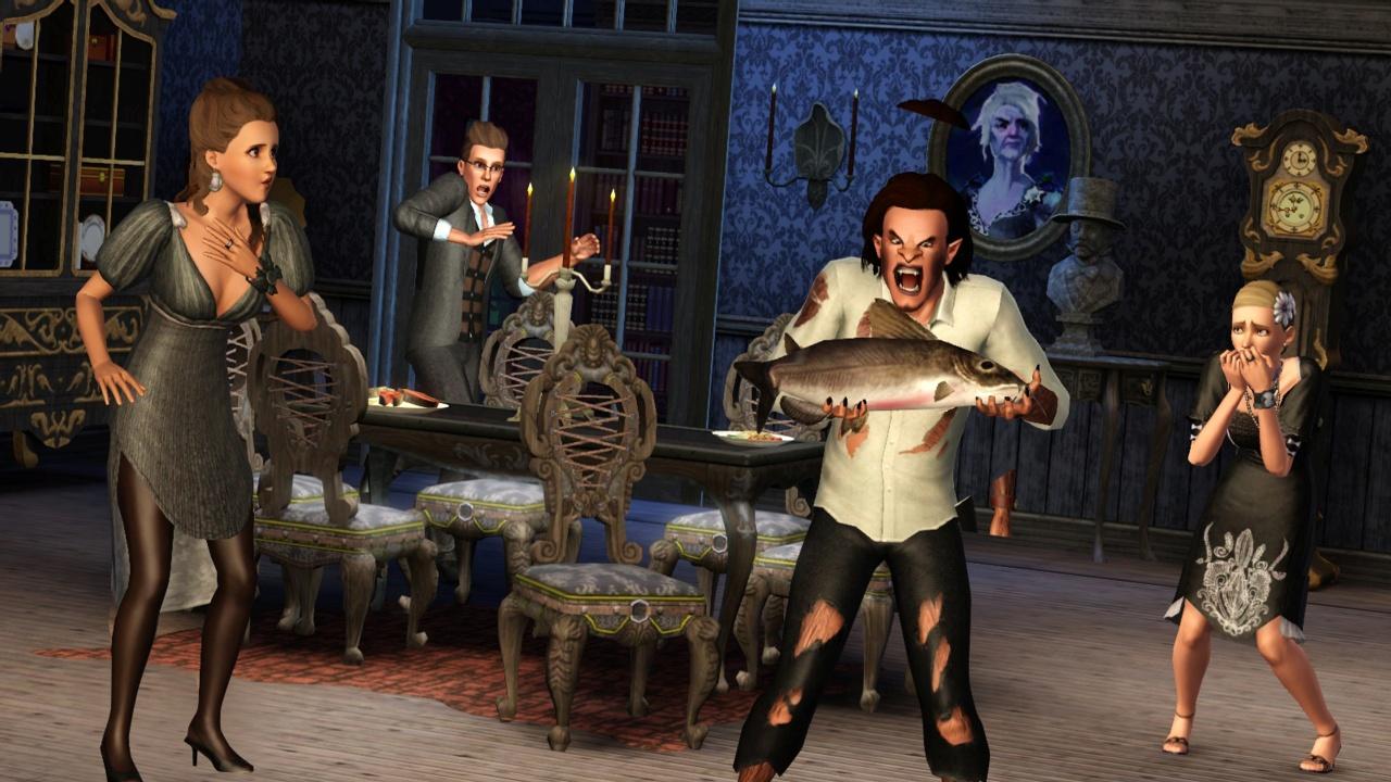 Игру Sims 2 Все Дополнения
