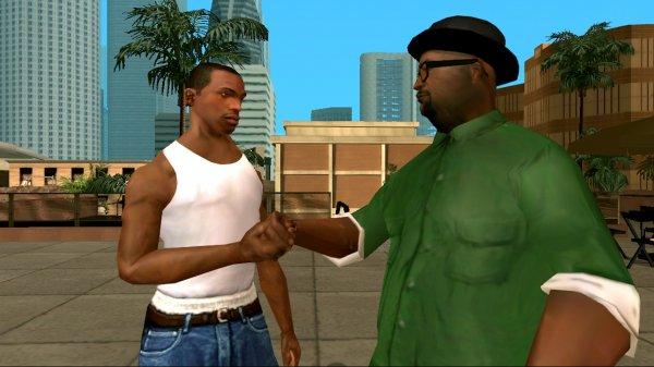 GTA / Grand Theft Auto: San Andreas (2013) Android - торрент