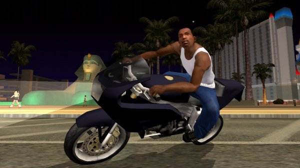 GTA / Grand Theft Auto: San Andreas (2013) Android - торрент