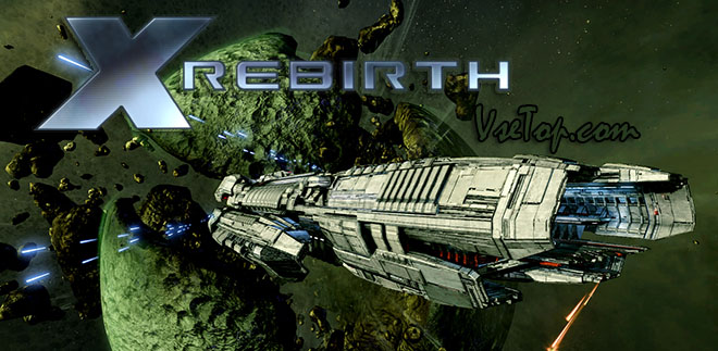 X Rebirth: Collector's Edition v4.10 + 2 DLC - торрент