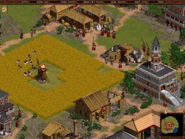 Игра Казаки – Снова война
