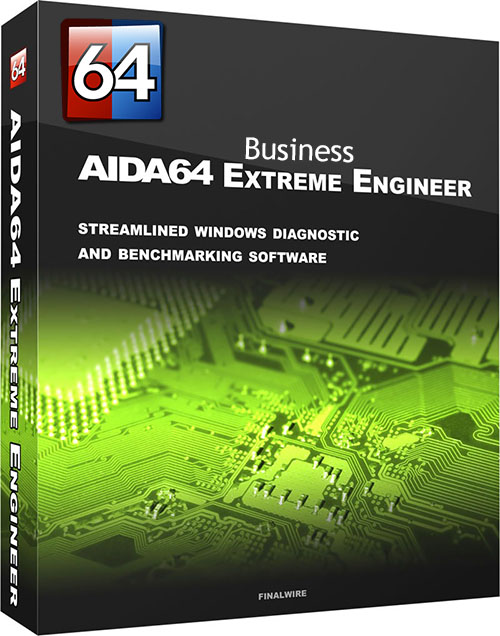 AIDA64 5 - Extreme / Engineer / Business + ключ