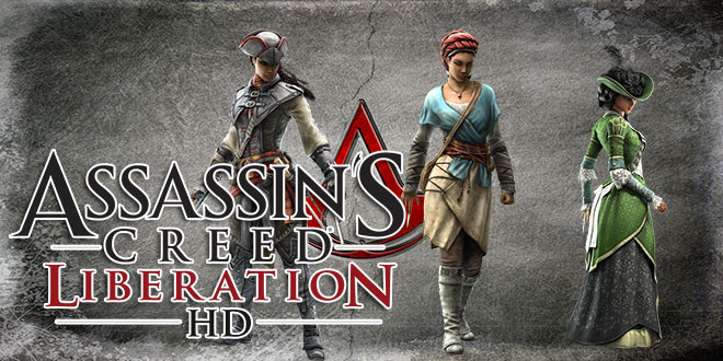 Assassins Creed: Liberation HD – торрент