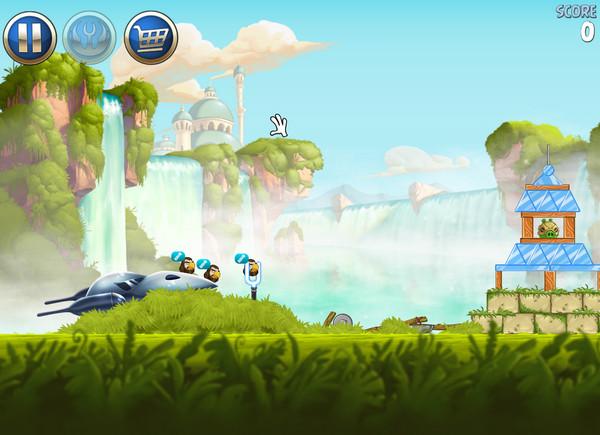 скачать игру Angry Birds Star Wars 2 на компьютер через торрент - фото 4