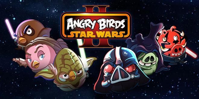 Скачать Angry Birds Star Wars 2 на компьютер
