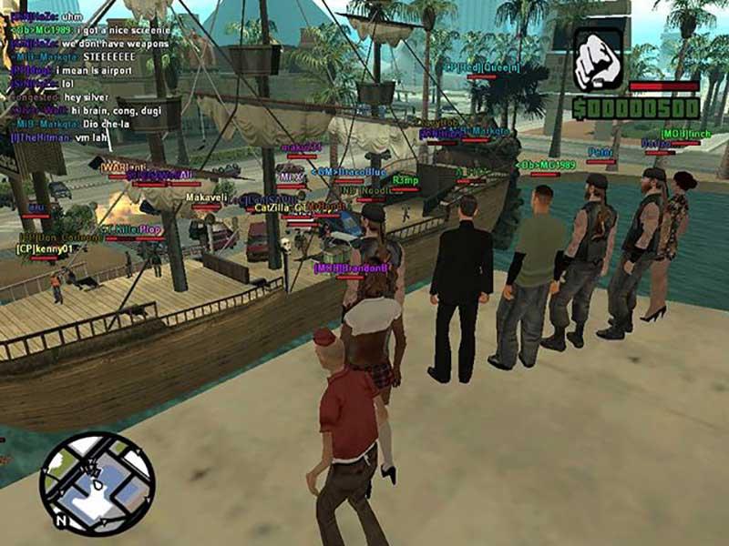 Скачать Игру Гта Сан Андреас Через Интернет На Компьютере - фото 11