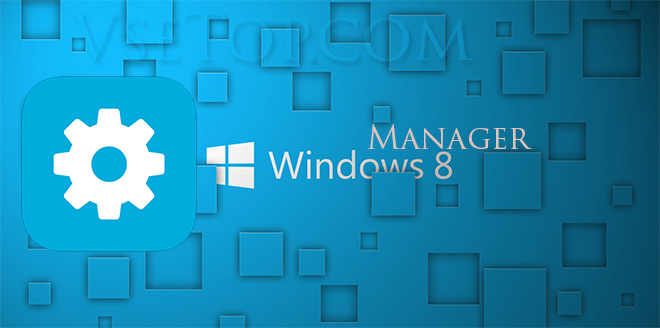 Windows 8 Manager -  оптимизация Windows 8