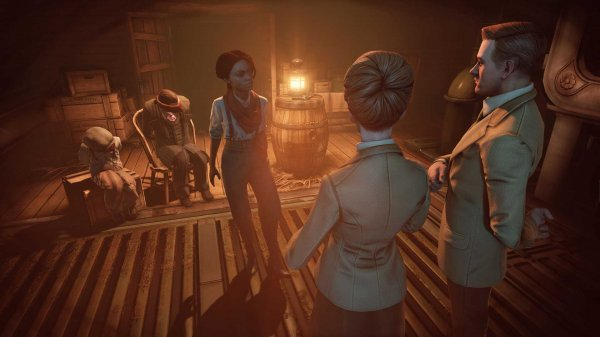 BioShock Infinite + DLC – торрент