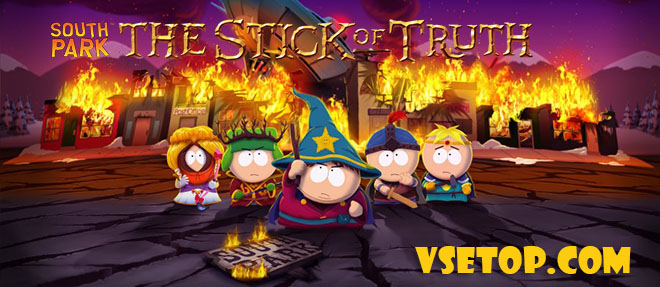 South Park: Stick of Truth – торрент