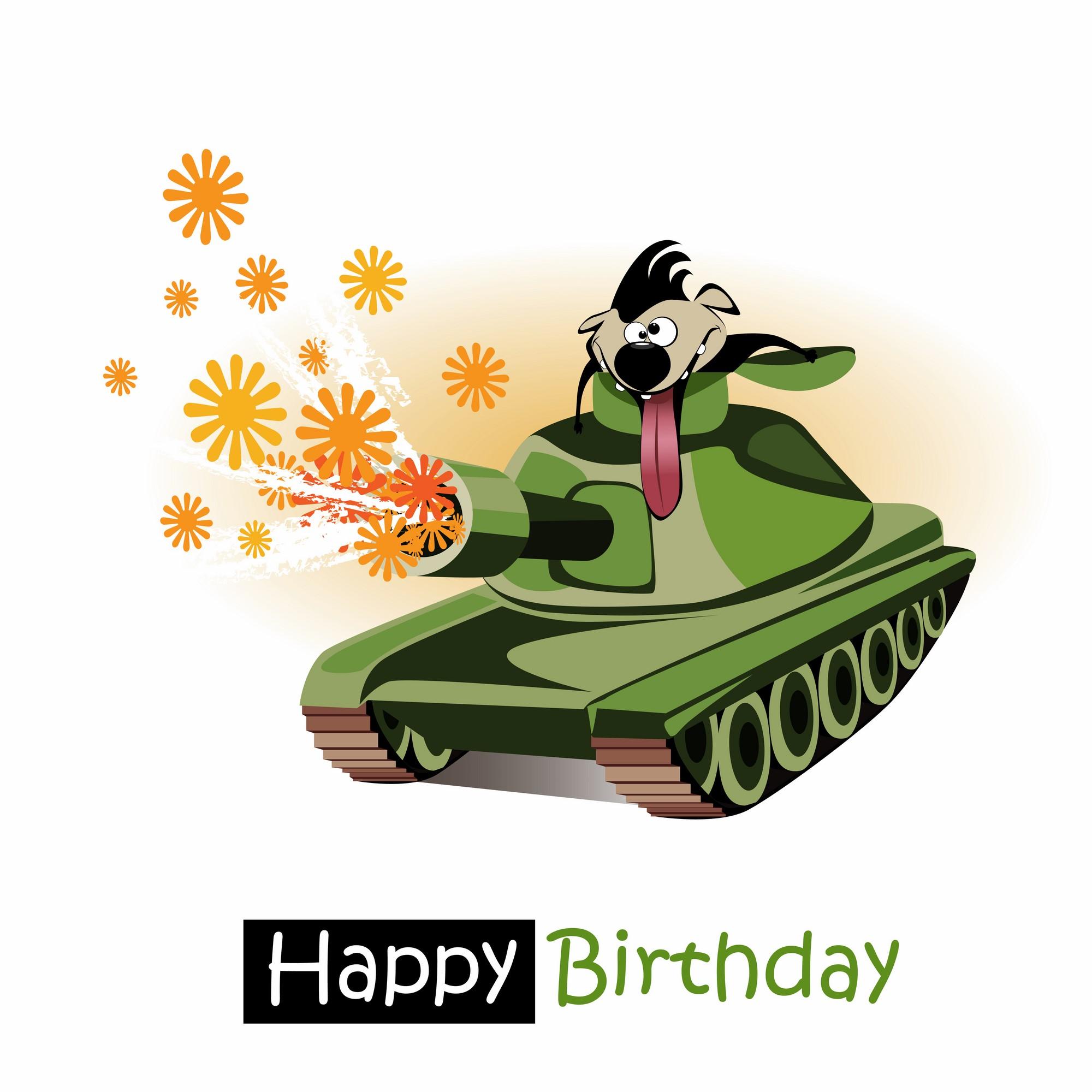 Поздравления клана с днем рождения танки