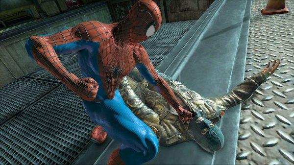 Игра: The Amazing Spider-Man 2 – торрент