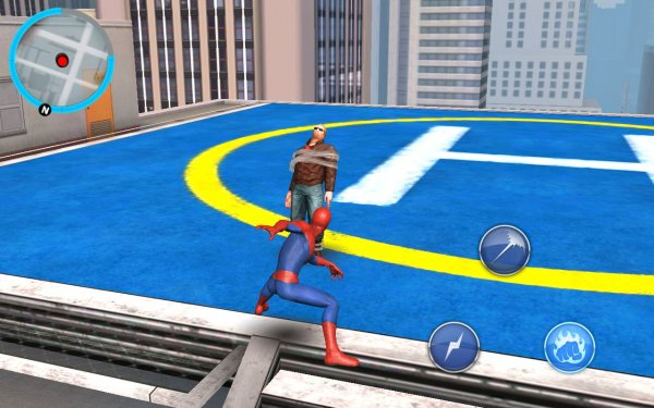 The Amazing Spider-Man 2 для Android