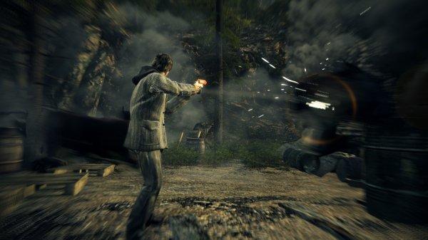 Alan Wake (2012) PC – торрент