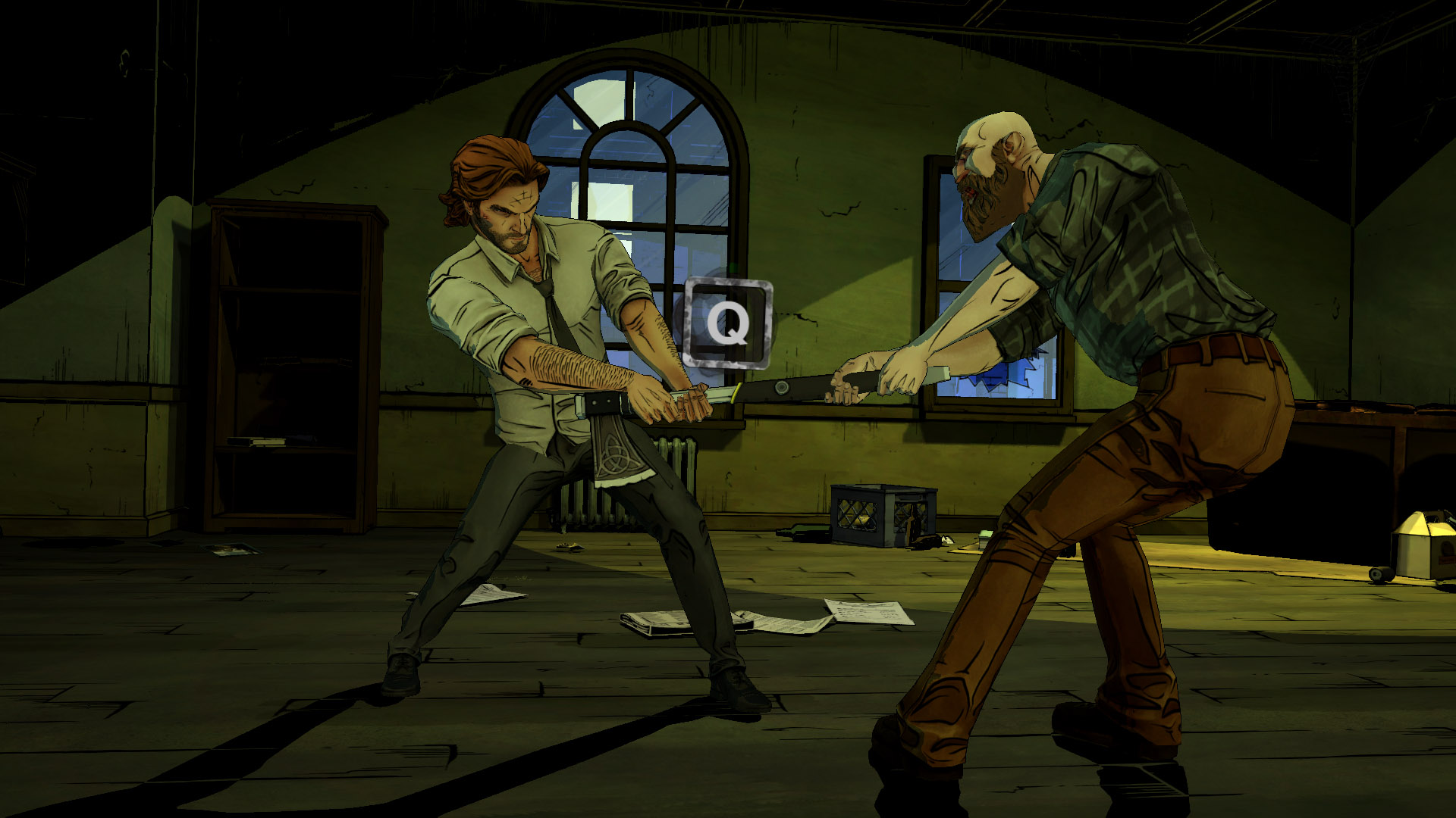 The wolf among us apk download _v1. 19. Apk + obb (all gpu) android.