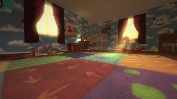 Among the Sleep (2014) PC – торрент