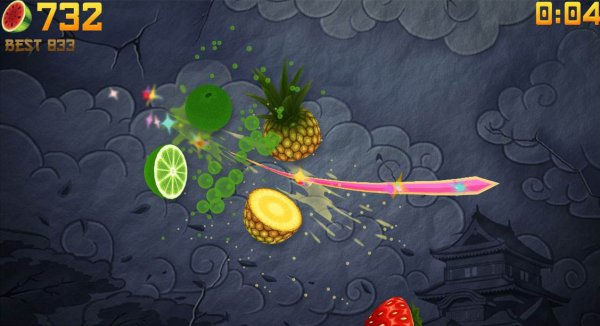 Fruit Ninja Full – для Android