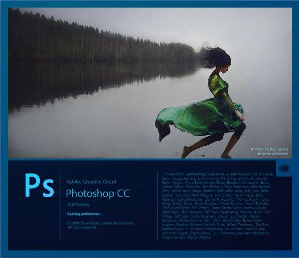 Скачать Adobe Photoshop CC 2014 – торрент