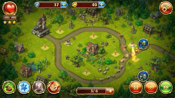 Игра: Солдатики 3. Средневековье / Toy Defense 3 PC – на компьютер