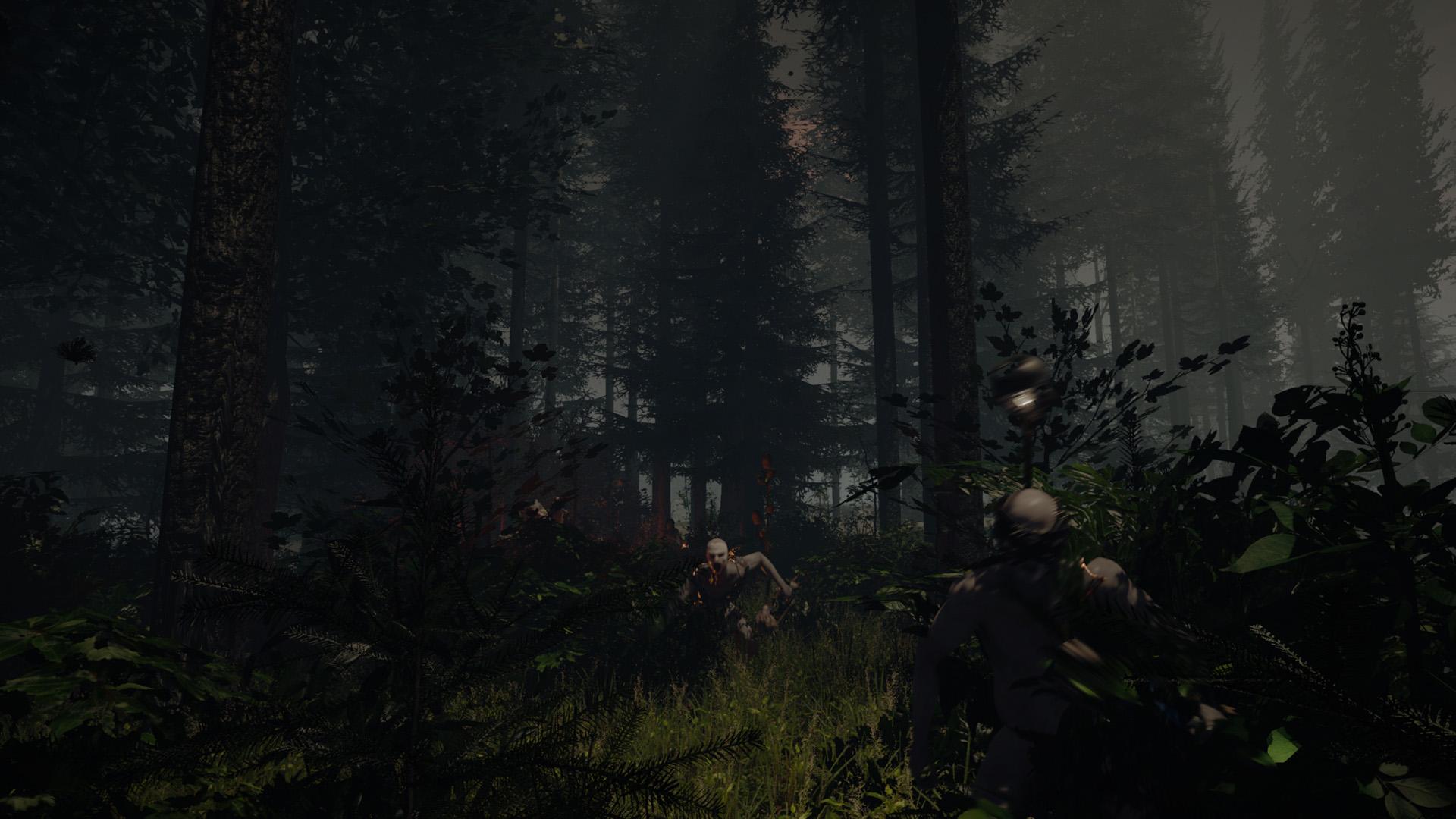 Скачать игру на компьютер the forest через торрент