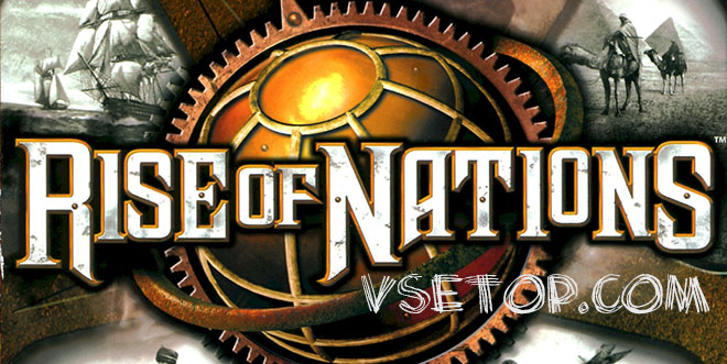 Rise of Nations – торрент