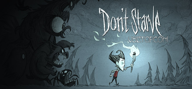 Don't Starve + DLC (Shipwrecked)