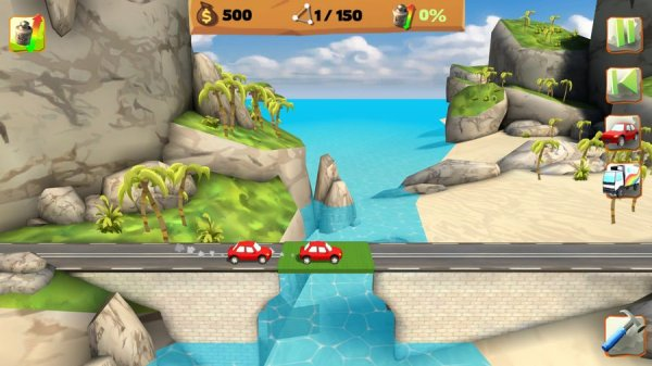 Игра: Строить мосты 4.0