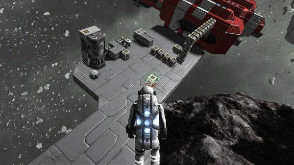 Space Engineers v1.182.018 – торрент